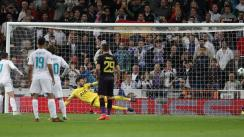 Real Madrid igualó 1-1 con Tottenham por Champions League