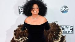 Diana Ross recibirá un premio honorífico en los American Music Awards