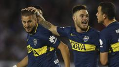Boca Juniors vs. Racing: duelo por la Superliga Argentina