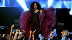 Diana Ross recibió premio honorífico en los American Music Awards 2017
