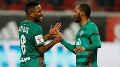 Lokomotiv vs. Copenhague: con Farfán por la Europa League