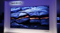The Wall, la 1° TV MicroLED de 146 pulgadas que es una pared