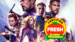 Rotten Tomatoes califica con 98% a Avengers Endgame de los hermanos Russo