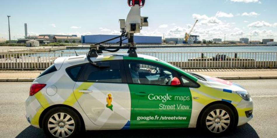 Google Maps: Cars Are Polluting London | The trade | Technology and on