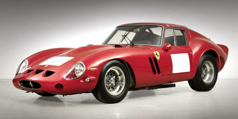 Auction A Set Of Pieces To Build Your Own Ferrari 250 GTO | Trade Wheels  And Nuts