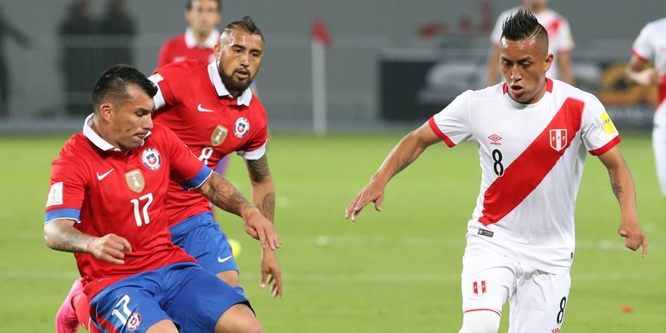 Peru Vs Chile Know The Date And The Stadium In Which The Friendly Will