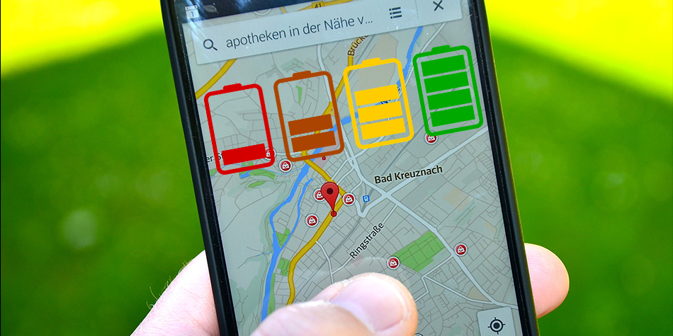 Google Maps will offer battery information by sharing your location on