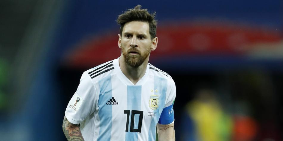 Lionel Messi would not return to the Argentine team to face friendlies | The Commerce | Total Sport | World football