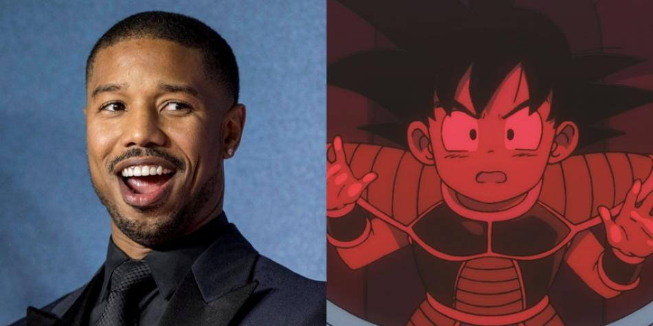 Michael B Jordan Was Inspired By Dragon Ball Z To Appear In Creed 2 To Fight Tv Hollywood