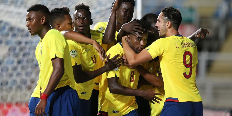 Sub 20 Brazil Vs Ecuador Free Live Online About Movistar Sports 0 Through The Last Hexagonal Of South American Chile Rancagua