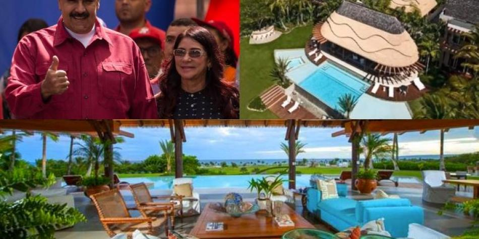 Cilia Flores Villa La Caracola This Is The Luxurious 18 Million Mansion That Would Belong To Maduro S Wife Fotos The Trade World Latin America Jaime bayly nadia rowinsky 3 parte. cilia flores villa la caracola this