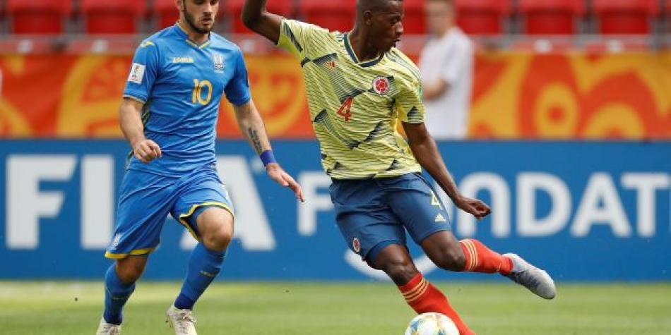 World Cup 2020 Colombia.Colombia Lost 1 0 In Ukraine And Was Eliminated In The