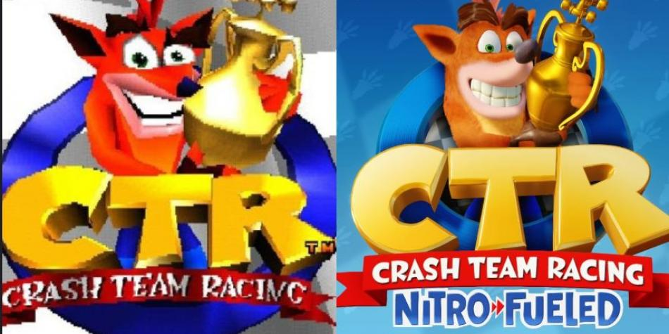 Crash Team Racing: Powered by Nitro   This is how the video