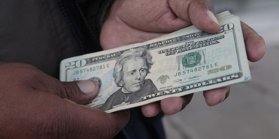 Dollars Exchange Rate Price Of The