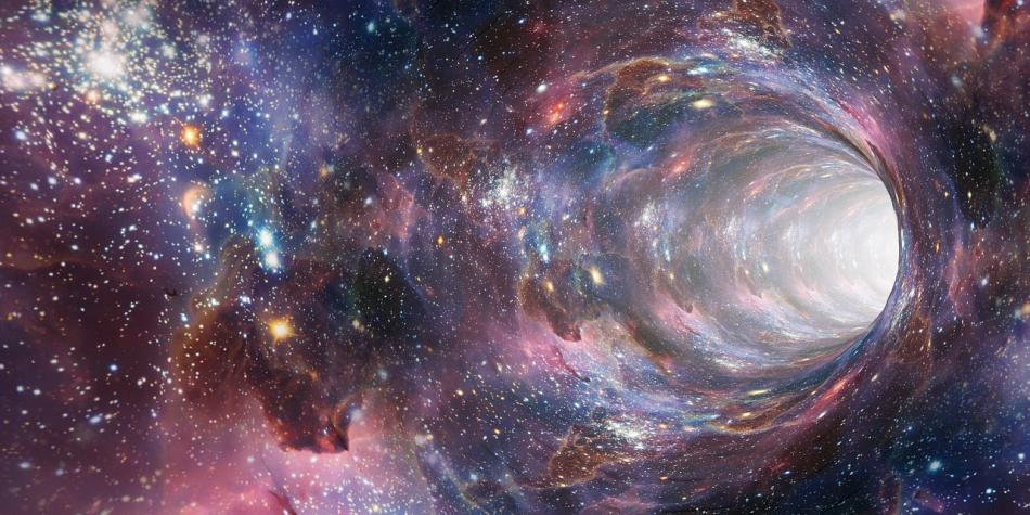 Image result for Scientists attempting to open portal to a parallel universe