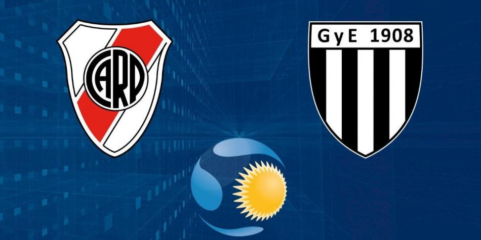 SEE LIVE, River Plate vs  Gymnastics LIVE AVIATION SEE LINE via TyC