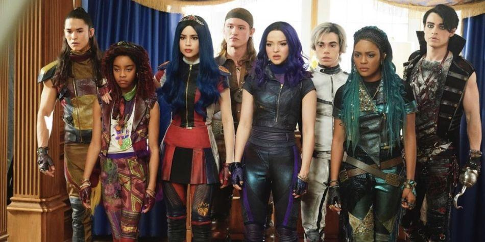 is sofia carson in descendants 3