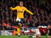Atlético de Madrid igualó 1-1 ante Arsenal en Londres por Europa League