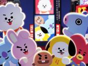 BTS: Facebook anuncia stickers de BT21 para Messenger