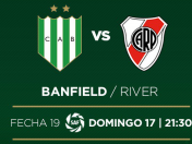 River Plate vs. Banfield EN VIVO ONLINE vía Fox Sports 2: 0-0 juegan por la Superliga Argentina