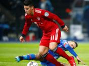 Bayern Múnich vs. Hertha Berlín EN VIVO vía FOX Sports: con James Rodríguez, por la Bundesliga