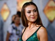Alyssa Milano fue víctima de abuso sexual