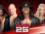 WWE: Stone Cold y Undertaker regresan al ring por los 25 años de Raw