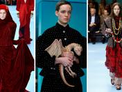 Milan Fashion Week: Gucci conquista al estilo