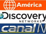 América TV y Canal N firman convenio con Discovery Networks