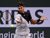 Del Potro venció a Mayer y clasificó a cuartos de final de Indian Wells