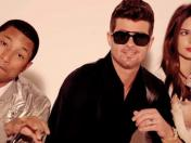 Tribunal confirma plagio de Robin Thicke y Pharrell Williams en