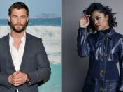 Tessa Thompson y Chris Hemsworth se reunirán en nueva