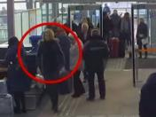 YouTube: Rusia difunde video de la hija del ex espía Skripal en aeropuerto [VIDEO]