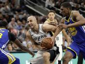 NBA | Spurs vs. Warriors: hoy decisivo cuarto juego por los Playoffs