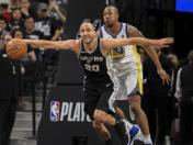 NBA | Warriors vs. Spurs EN VIVO ONLINE: 79-65 | Cuarto periodo
