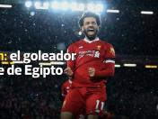 Mohamed Salah: el goleador viene de Egipto | VIDEO