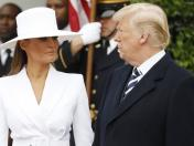 YouTube: El vergonzoso desplante que Melania le hizo a Donald Trump
