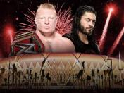 Brock Lesnar vs. Roman Reigns: por el título Universal en WWE Greatest Royal Rumble