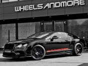¡Edición limitada! Conoce al Bentley Continental 24 by Wheelsandmore | FOTOS