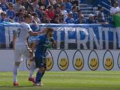 Ibrahimovic fue expulsado en partido de la MLS por una descarada agresión | VIDEO