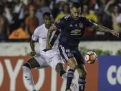 Universidad de Chile vs. Vasco da Gama: chocan por la Copa Libertadores