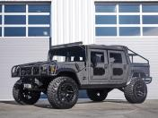 Hummer H1 Mil-Spec Automotive: más exclusivo y potente que nunca | FOTOS