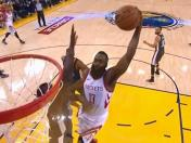 Facebook: la genial jugada de James Harden en la NBA | VIDEO