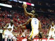 Rockets vencieron 98-94 a Warriors en juego 5 de la final en Conferencia Oeste