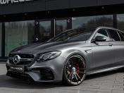 Mercedes-AMG E 63 S by Wheelsandmore: adrenalina en familia | VIDEO