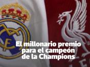 Real Madrid vs. Liverpool: millonario premio para el campeón de Champions League |VIDEO