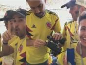 Avianca despide a ejecutivo colombiano que ingresó licor a estadio en Rusia