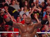 WWE Extreme Rules: Bobby Lashley derrotó a Roman Reigns [VIDEO]