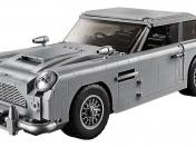 YouTube: Así se ve el Aston Martin DB5 de James Bond hecho en Lego | VIDEO