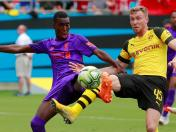 Liverpool perdió 3-1 ante Borussia Dortmund por la International Champions Cup | VIDEO